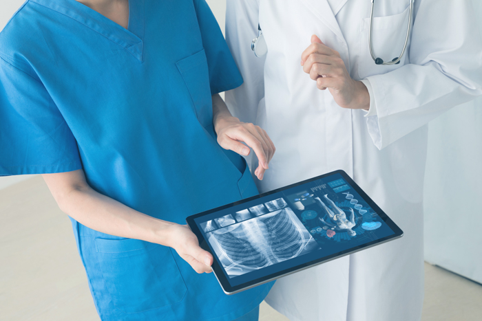 AMD Telemedicine telehealth medical devices are easy to use and implement in your healthcare system
