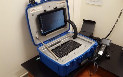 McDowell Tech campus delivers telemedicine from a closet