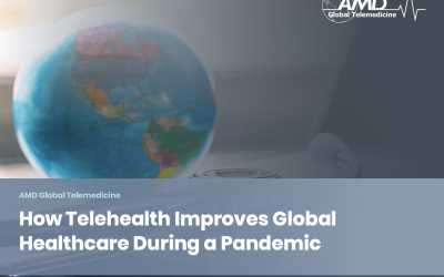How Telehealth Improves Global Healthcare During a Pandemic (Free eBook)