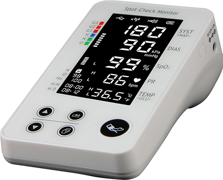 All-in-One Vital Signs Monitor