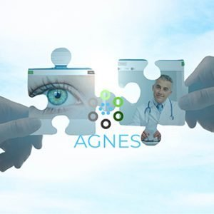 AGNES Connect® is a secure patient assessment tool and cloud-based telemedicine platform that allows healthcare providers to share data.