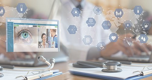 AMD's telehealth products and solutions help healthcare providers virtually serve their patients