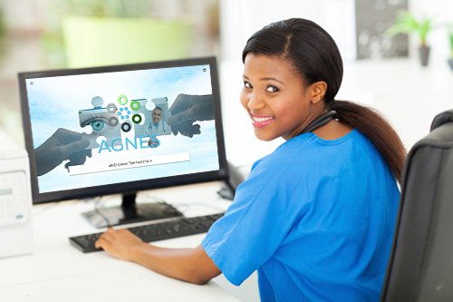 AMD's telehealth solutions work alongside your integrated healthcare systems