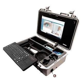 AMD portable teleclinic Clinical Exam Applications Unit